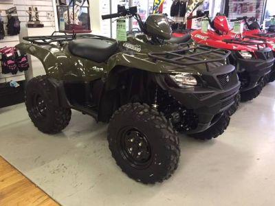 2018 Suzuki KingQuad 750AXi Power Steering Utility ATVs Palmerton, PA