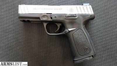 For Sale: Smith & Wesson SD9