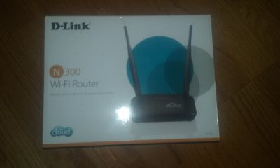 N-300 WI-FI Router