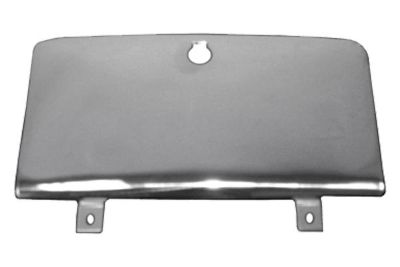 Sell Rugged Ridge 11125.01 - 76-86 Jeep CJ Stainless Steel Glove Box Door motorcycle in Suwanee, Georgia, US, for US $28.73