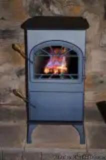 Li l Heater Coal Stove