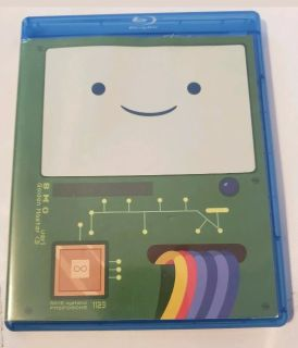 Adventure Time Complete Third Season 3 VG Blu Ray