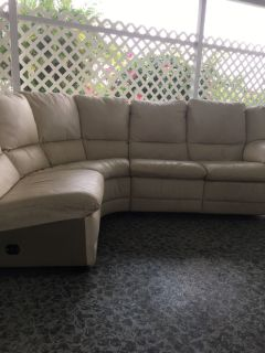 Tan sectional for sale