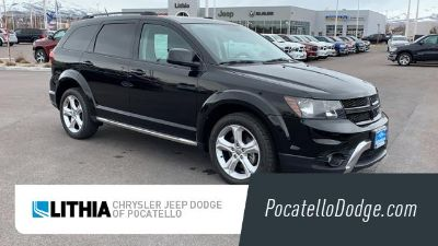 2017 Dodge Journey Lux (Pitch Black Clear Coat)