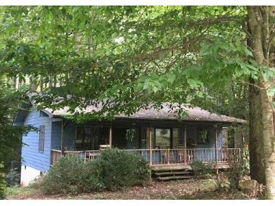2 Bed 2 Bath Foreclosure Property in Maggie Valley, NC 28751 - Reuben Branch Rd
