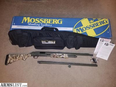For Sale: Mossberg 500 Flex, New, DU Edition