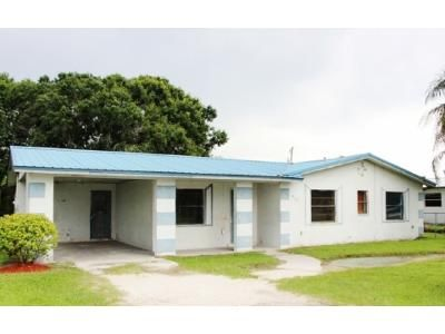 4 Bed 3 Bath Foreclosure Property in Okeechobee, FL 34972 - NW 10th St