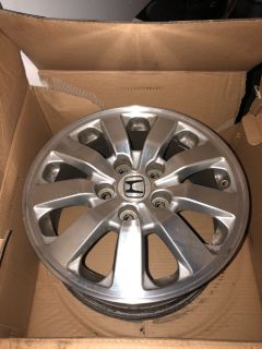 ALL FOUR 16IN.ORIG ALUMINUM HONDA RIMS