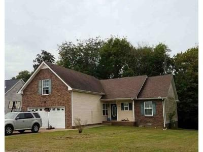 3 Bed 2 Bath Foreclosure Property in Clarksville, TN 37040 - Stella Dr