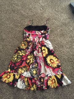 New plenty by tracy reese floral dress size 2