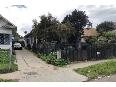 4 Bed 2 Bath Preforeclosure Property in Los Angeles, CA 90011 - E 20th St