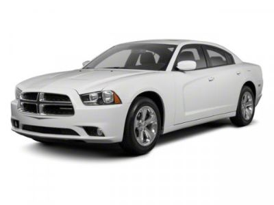 2012 Dodge Charger SXT (Pitch Black)