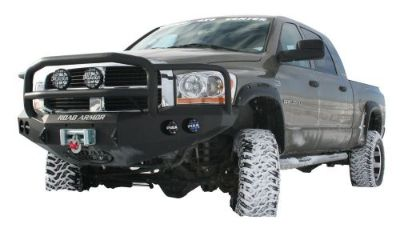 Buy Road Armor 44065B Front Stealth Bumper Fits 06-09 Ram 2500 Ram 3500 motorcycle in Chanhassen, Minnesota, United States, for US $2,423.54