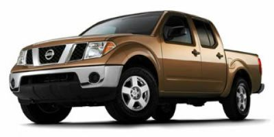 2006 Nissan Frontier SE (Black)