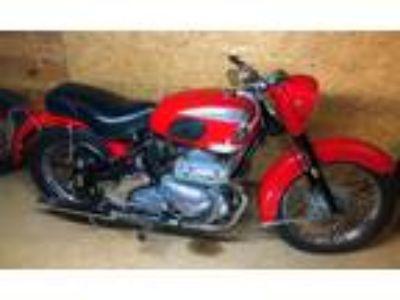 1957 Ariel Square 4 MK II Motorcycle
