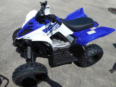 2018 Yamaha Raptor 90 Sport ATVs Belvidere, IL