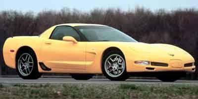 2001 Chevrolet Corvette Z06 (Quicksilver Metallic)