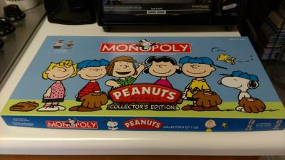 2008 Peanuts Monopoly game