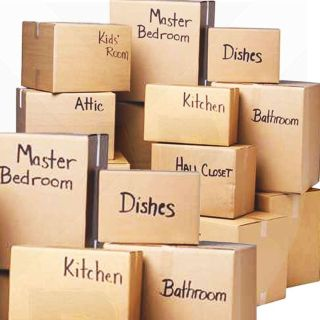 Moving Boxes - FREE