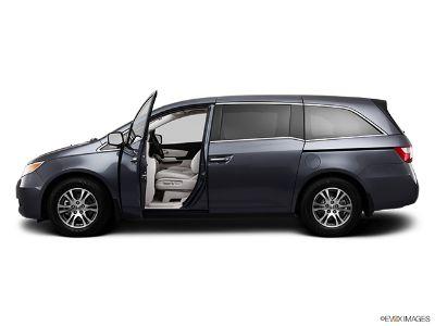 2013 Honda Odyssey EX-L (Alabaster Silver Metallic)
