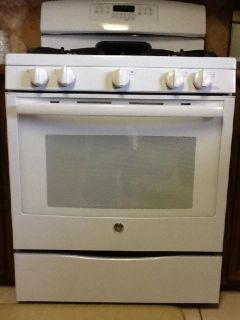 GE 5 Burner Gas Range MODEL#JGB760EFWW