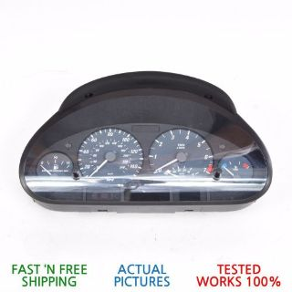 Purchase 2003 - 2005 BMW 325CI CABRIO CLUSTER SPEEDOMETER INSTRUMENT GAUGE 120.000 MILES motorcycle in Palm Coast, Florida, United States, for US $99.99