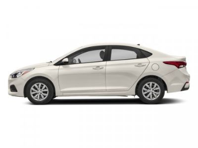 2018 Hyundai Accent SEL (Frost White Pearl)