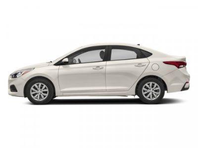 2018 Hyundai Accent SE (Frost White Pearl)
