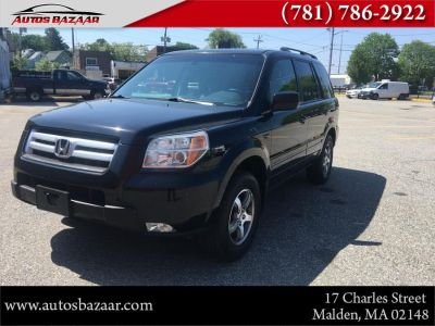 2008 Honda Pilot SE (Formal Black)