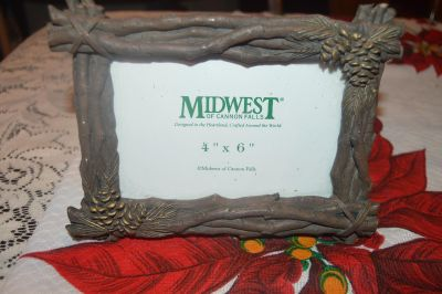 4 by 6 Picture Frame