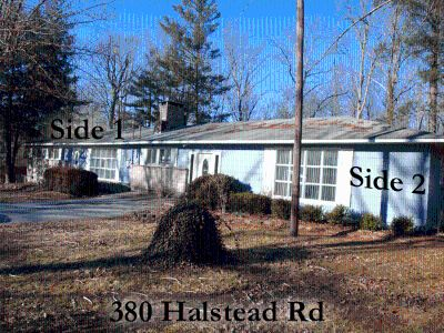 Single-family home Rental - 380 Halstead Drive B