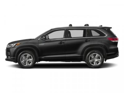 2018 Toyota Highlander Hybrid Limited (Midnight Black Metallic)