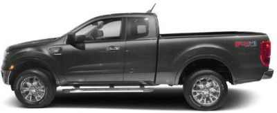 New 2019 Ford Ranger 4WD SuperCab 6' Box