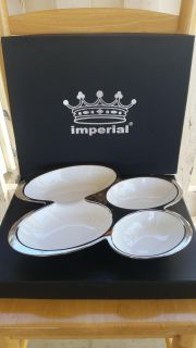 Imperial 4 Compartment Serving Dish