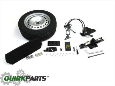 Sell 15-16 RAM PROMASTER CITY SPARE TIRE WHEEL KIT WITH ROAD SIDE JACK NEW OEM MOPAR motorcycle in Braintree, Massachusetts, United States, for US $495.90