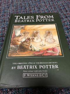 Tales From Beatrix Potter Book