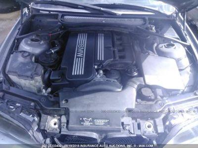 2005 BMW car