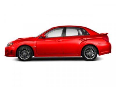 2012 Subaru Impreza WRX Base (Lightning Red)
