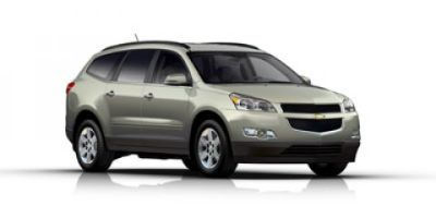 2012 Chevrolet Traverse LT (Crystal Red Tintcoat)
