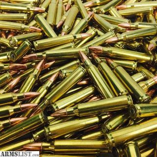 For Sale: 1,000 rounds of American Eagle 55gr 223s (2,700 available)