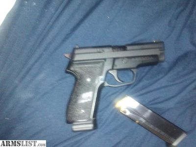 For Sale: Sig sauer p229 40 cal