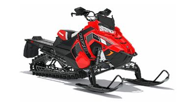 2018 Polaris 800 PRO-RMK 155 3 in. SnowCheck Select Mountain Snowmobiles Barre, MA