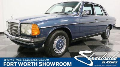 1981 Mercedes-Benz 300D Euro