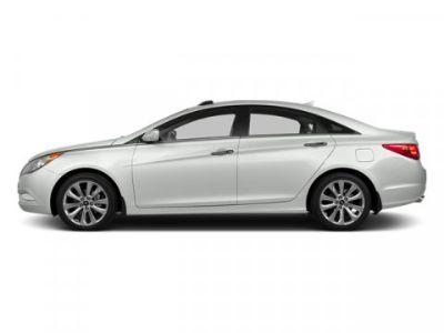 2013 Hyundai Sonata Limited (Shimmering White)