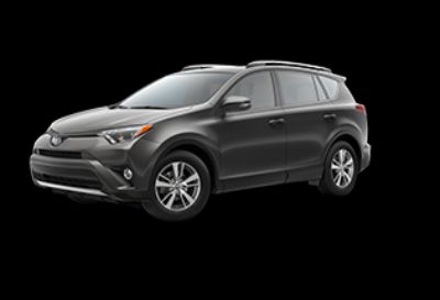 2018 Toyota RAV4 LE Hybrid AWD-i (Magnetic Gray Metallic)