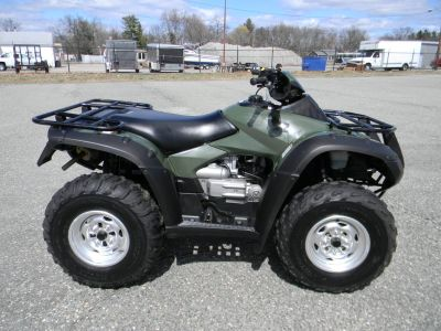2012 Honda FourTrax Rincon Utility ATVs Springfield, MA