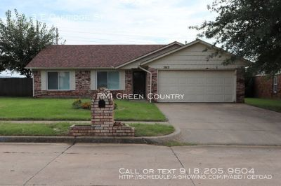 2813 E. OAKRIDGE DRIVE BROKEN ARROW, OK 74014