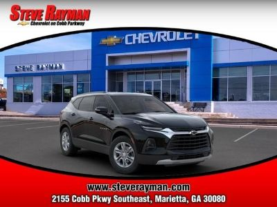 2019 Chevrolet Blazer (black)