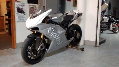 Custom Ducati Track Bike