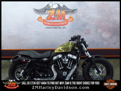 2013 Harley-Davidson Sportster Forty-Eight Sport Motorcycles Greensburg, PA